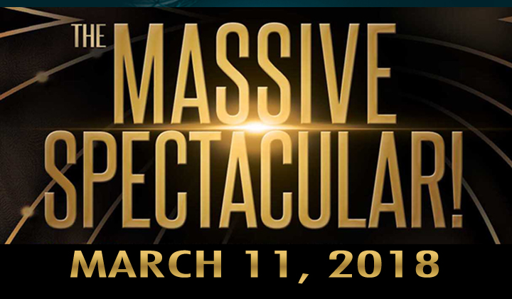 The Massive Spectacular 2018